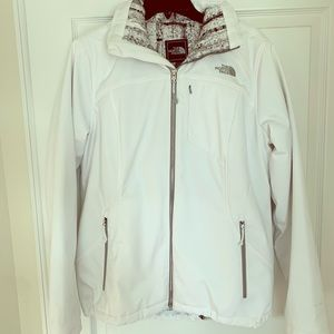 The North Face Hooded Winter Jacket